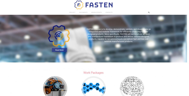 FASTEN Website